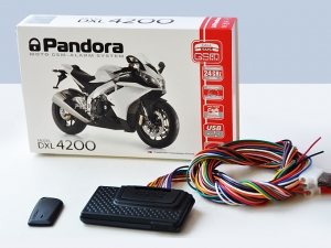 Pandora 4200 мото