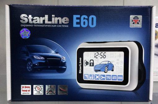 Starline Е60 krasnodar