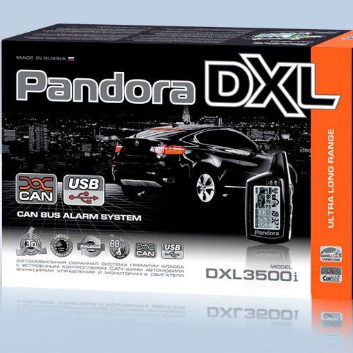 pandora 3500