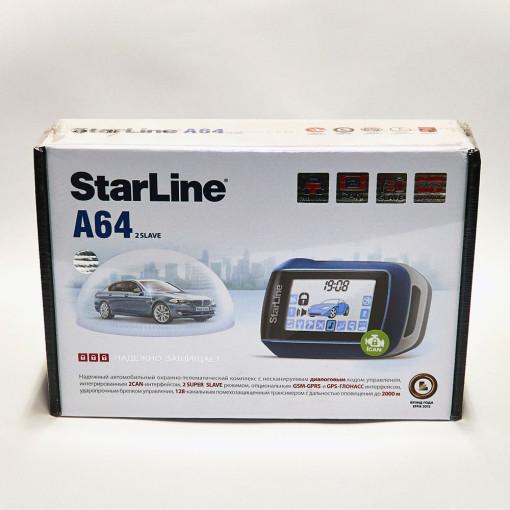 starline A64 Krasnodar