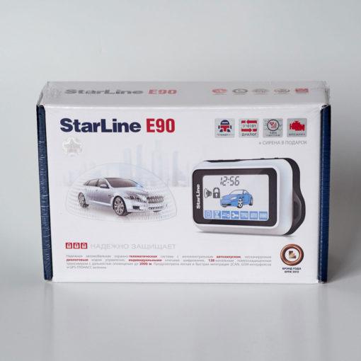 starline e90- mobistar krasnodar