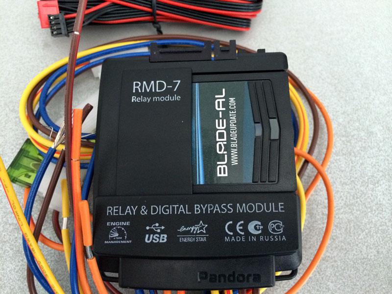 Модуль автозапуска PANDORA RMD-7