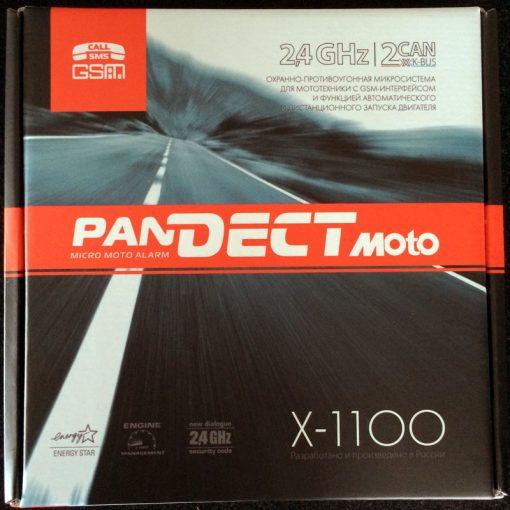 Pandect X-1100 Moto krasnodar