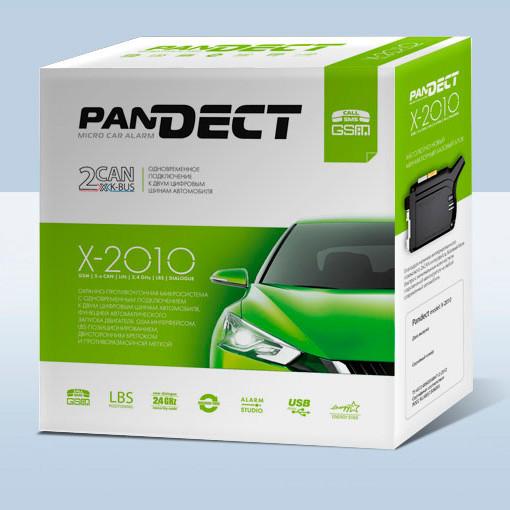 pandect x-2010 krasnodar