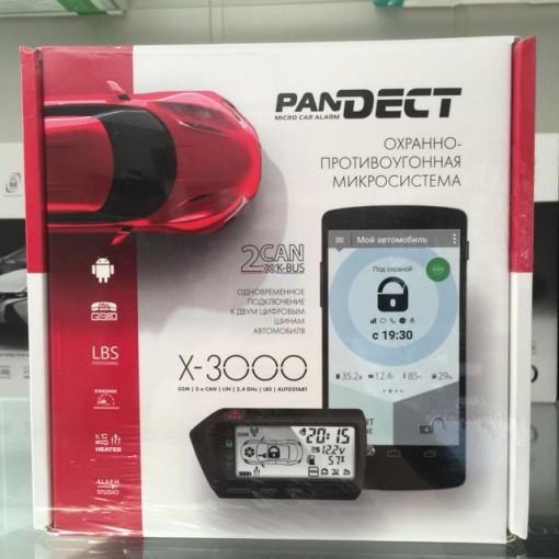 pandect x 3000