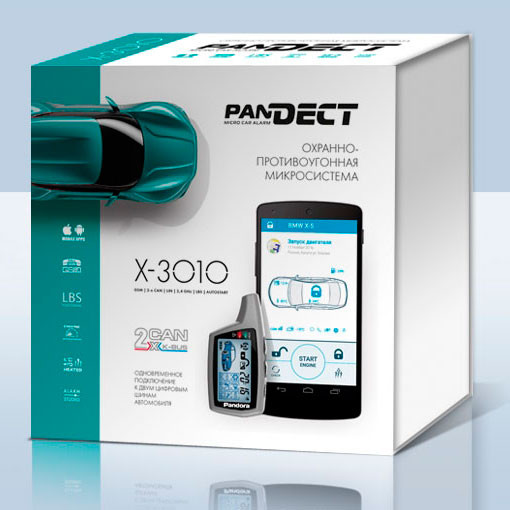 PanDECT X3010