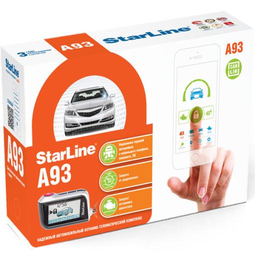 Starline A93 CAN + LIN купить в Краснодаре