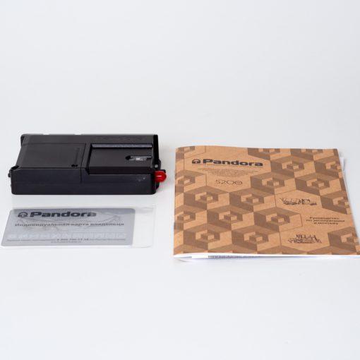 pandora dxl5200 blok mobistar krasnodar