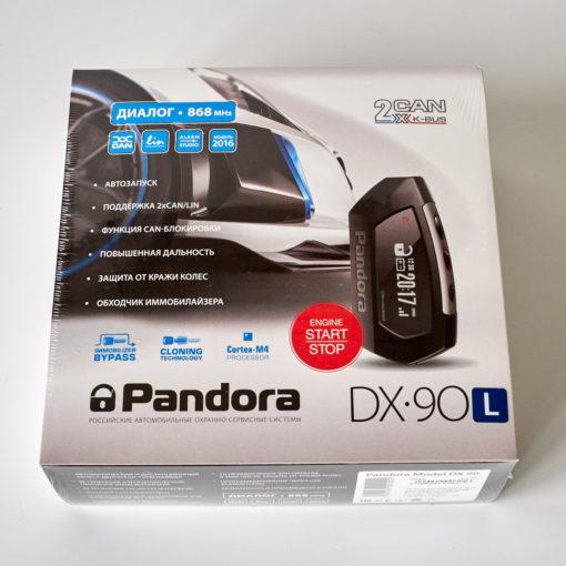 установить pandora dx 90l krasnodar