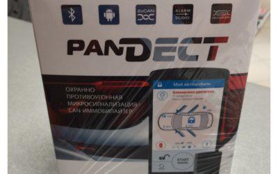 Автосигнализация нового поколения с bluetooth Pandect X-1000 BT в продаже