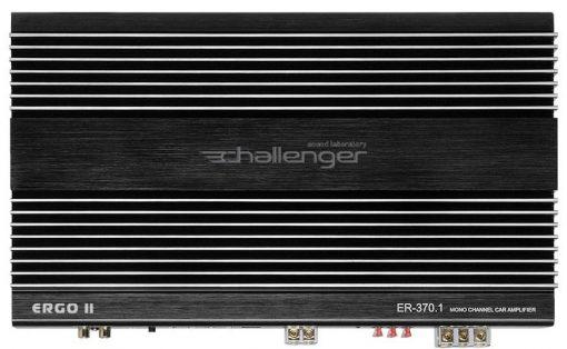 Моноусилитель Challenger ER-370.1 Установка автозвука Краснодар