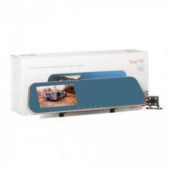 Видео-регистратор с камерой заднего обзора