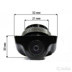 Камера заднего вида AVIS AVS310CPR (028 SIDE VIEW)