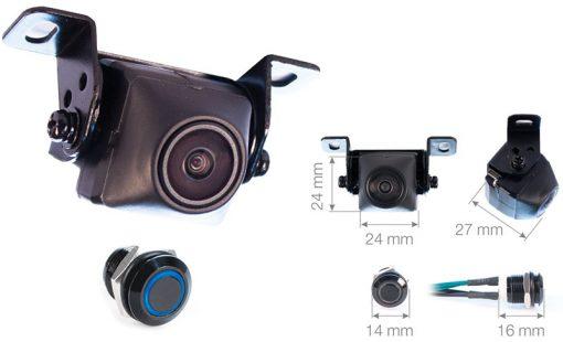 Продажа и установка камеры заднего обзора