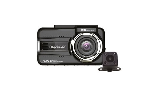 Видеорегистратор Inspector с двумя камерами