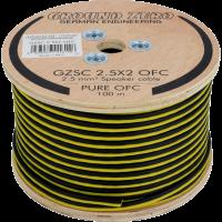 Акустический кабель Ground Zero GZSC 2.5X2 OFC